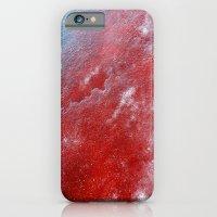 red ice iPhone 6 Slim Case