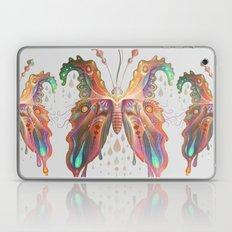 Monarch Butterfly of Spades Laptop & iPad Skin