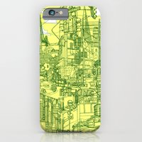 San Francisco! (Yellow) iPhone 6 Slim Case