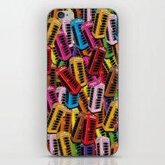 London calling! iPhone & iPod Skin