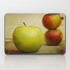 Apple pies iPad Case