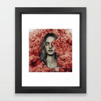 Unstoppable Framed Art Print