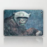 Blue Monkey Laptop & iPad Skin