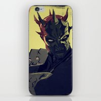 Savage Opress iPhone & iPod Skin