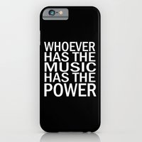The Power of Music iPhone 6 Slim Case