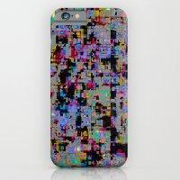 smack my glitch up iPhone 6 Slim Case