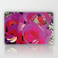 Flowers series_v02 Laptop & iPad Skin