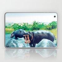 hippos Laptop & iPad Skin
