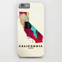 California State Map Mod… iPhone 6 Slim Case