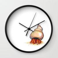 Hermit's Hermit Wall Clock