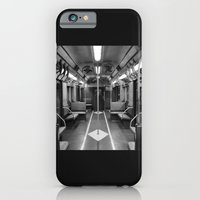 New York Subway Car iPhone 6 Slim Case