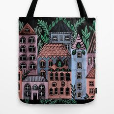 Little Street Tote Bag