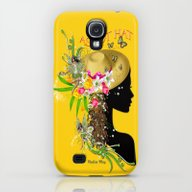 My Trendy Ascot Hat Galaxy S4 Slim Case