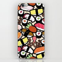 Sushi! iPhone & iPod Skin