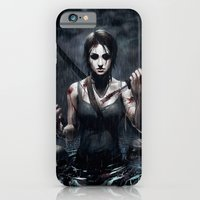 Tomb Raider iPhone 6 Slim Case