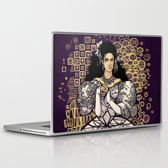 Sarah  Laptop & iPad Skin