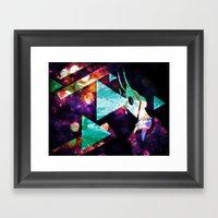 Miv Framed Art Print