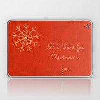 For Christmas! Laptop & iPad Skin