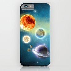 New Solar System Slim Case iPhone 6s