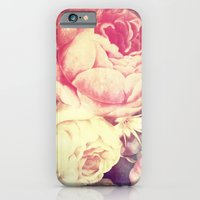 Vintage Flowers XXII - for iphone iPhone 6 Slim Case