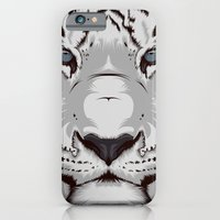 iPhone & iPod Case featuring Tiger GW by CranioDsgn