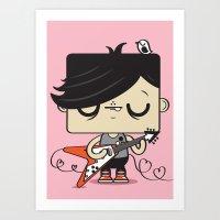 Love Song Part I Art Print
