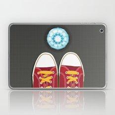 Casual Friday at Stark Industries Laptop & iPad Skin