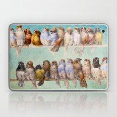 Birds Birds Birds Laptop & iPad Skin