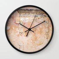 Ancient Marble Doorframe… Wall Clock