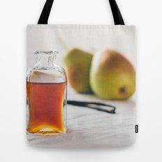 Pear and Vanilla Love Tote Bag