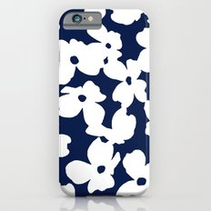Dogwood: Navy Slim Case iPhone 6s