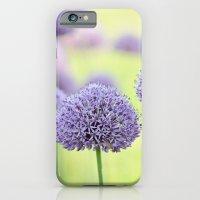 Allium Dreams iPhone 6 Slim Case