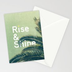 Rise & Shine Stationery Cards