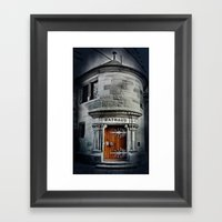 Rathaus Framed Art Print