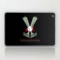 Zombie League Baseball 2 Laptop & iPad Skin