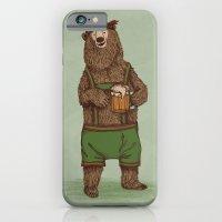 Traditional German Bear iPhone 6 Slim Case