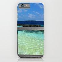 Maldivian balcony iPhone 6 Slim Case