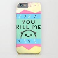 Tamagotchi iPhone 6 Slim Case