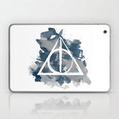 The Deathly Hallows (Ravenclaw) Laptop & iPad Skin