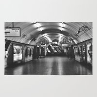 Underground: Waterloo (2) Rug