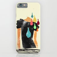 iPhone & iPod Case featuring Love grows cold, blood, tears and gold won't make it any better by Andres Kal