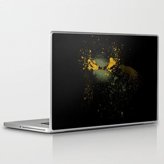 Mike Laptop & iPad Skin