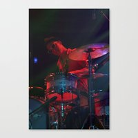 Stars, In Concert Canvas Print