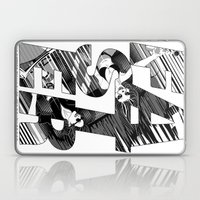 Faster II Laptop & iPad Skin