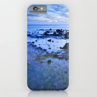iPhone & iPod Case featuring  Blue Monsul by Guido Montañés