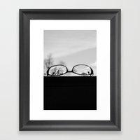 In Focus Framed Art Print