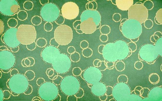 Sugar rings Art Print