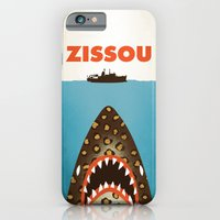 iPhone Cases featuring Zissou by Wharton
