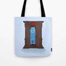 Monster's Wardrobe Tote Bag