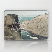 Great Adventure Laptop & iPad Skin